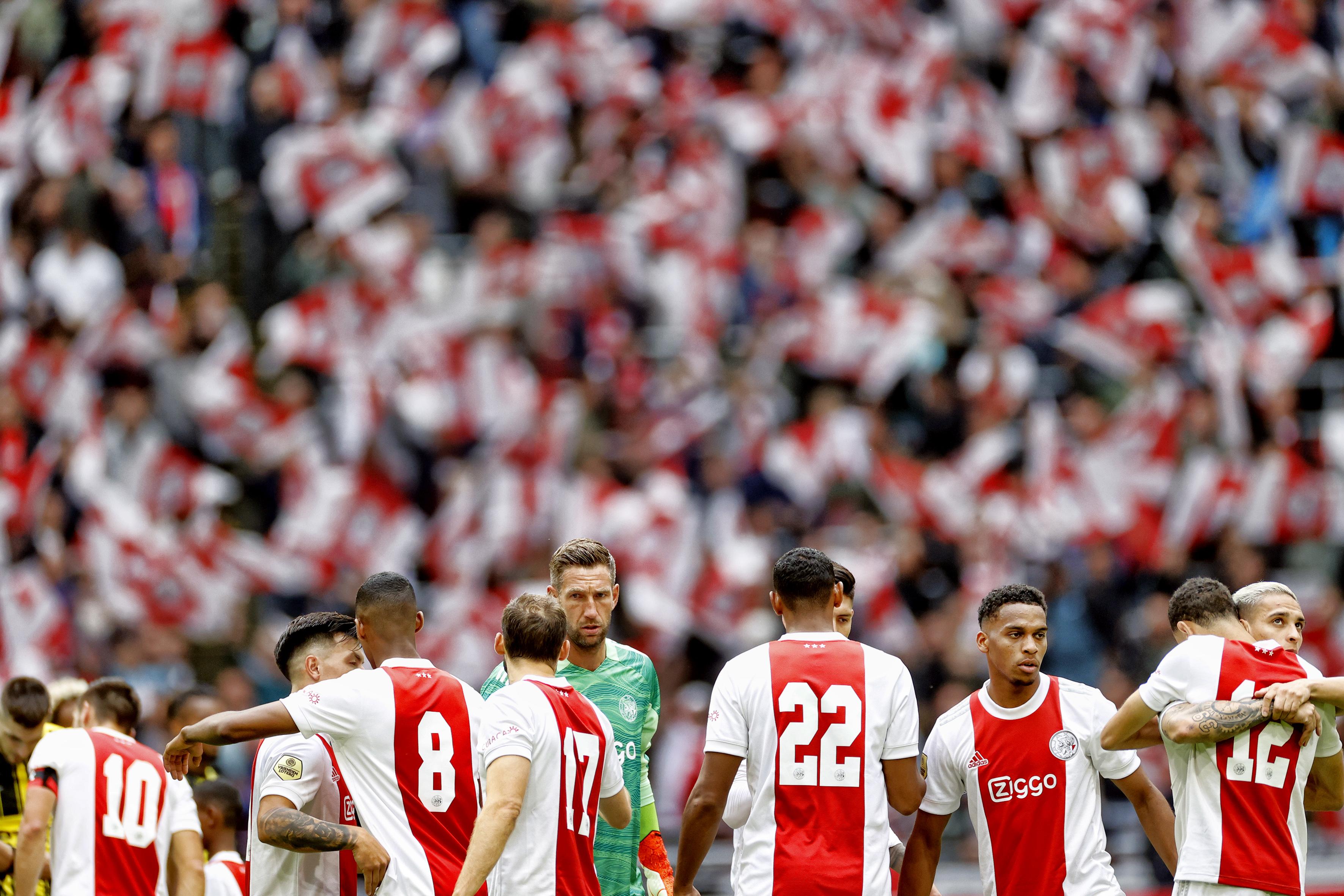 Fas Ajax - Vitesse Eredivisie