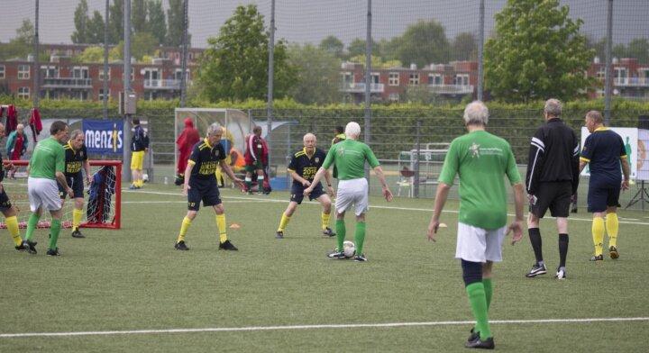 HANNN Walking Football Festival 2018