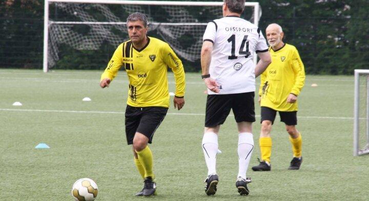VVV-Venlo Oc OldStars Walking Football toernooi