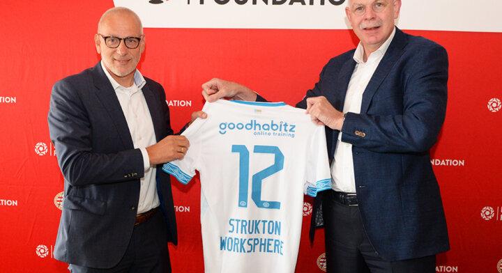 Gezondheidsprogramma PSV Foundation breidt uit