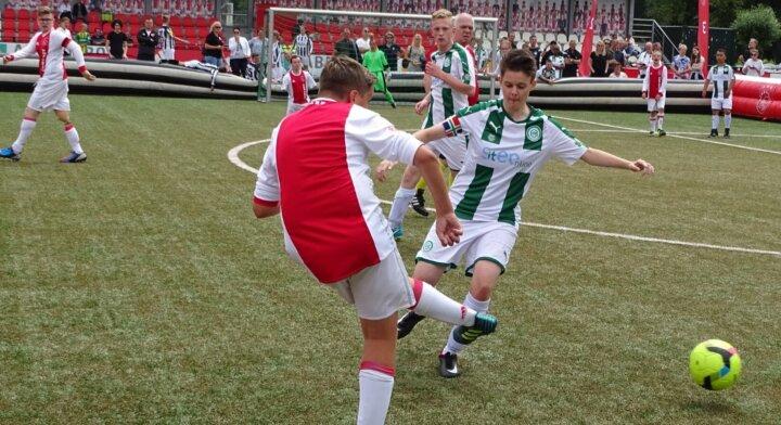 Ajax Friends Cup: Een geweldig voetbalfeest