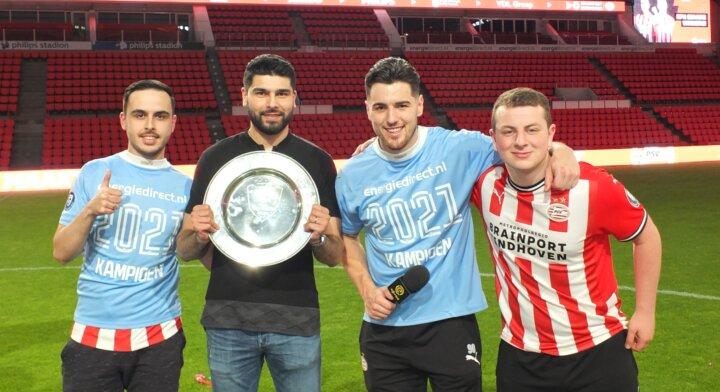 PSV voor het eerst kampioen in de KPN eDivisie