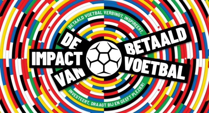 Onderzoek: betaald voetbal geeft plezier, verbindt en draagt 2 miljard euro bij aan het BBP