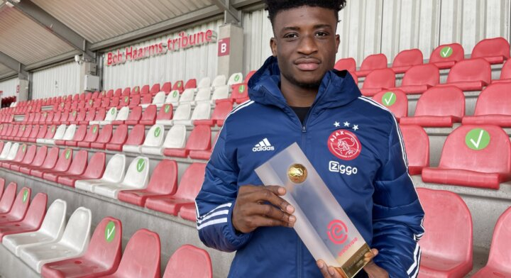 Mohammed Kudus is U21 Player of the Month