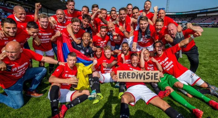 Conceptprogramma Eredivisie 2018/'19 dinsdag bekend