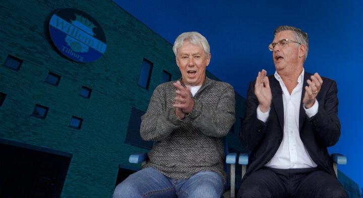 Oud-prof Kees (72) strijdt met Willem II tegen dementie