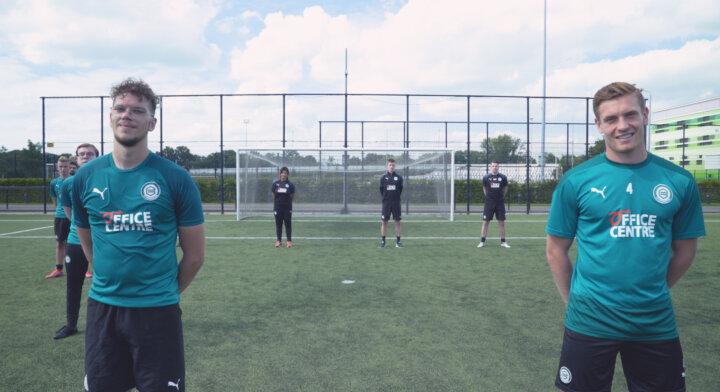 FC Groningen helpt jongeren zonder baan of studie vooruit