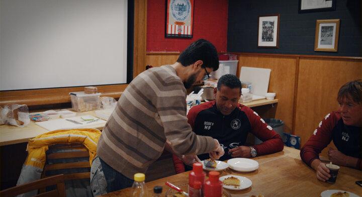 Vluchteling Mo vindt nieuw thuis bij Sparta Rotterdam