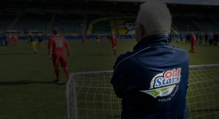 Surinaamse OldStars tegen Molukse OldStars op Almelo City Cup