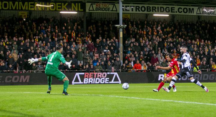 Mats Deijl verbreekt record: laatste doelpunt ooit in de Eredivisie