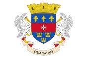 Flag Saint Barthelemy