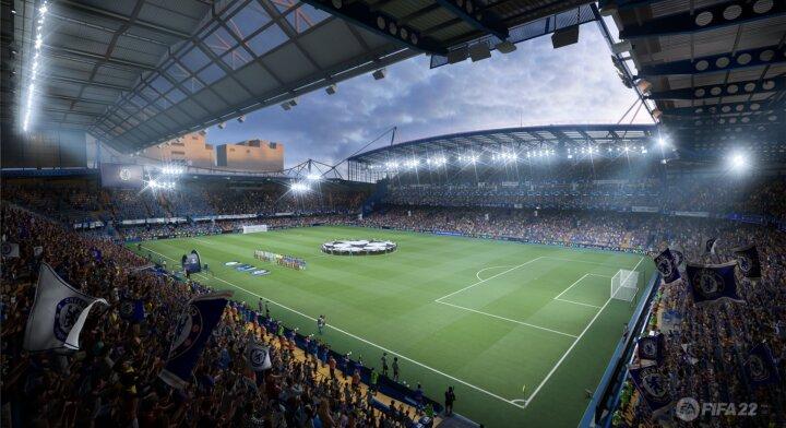 EA Sports introduceert FIFA 22 met next-gen Hypermotion technology