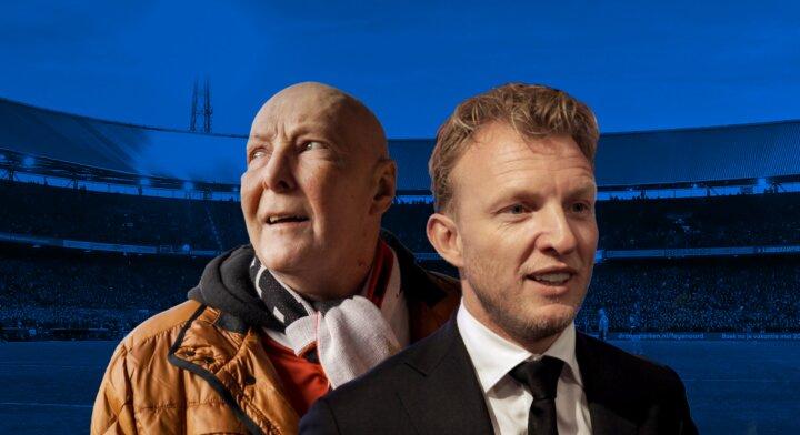 Feyenoord vervult laatste wens van fan Andr