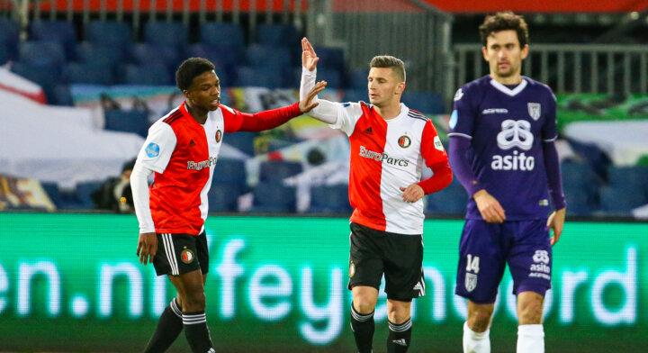 Wedstrijd Feyenoord - Heracles Almelo verplaatst naar woensdag 1 december
