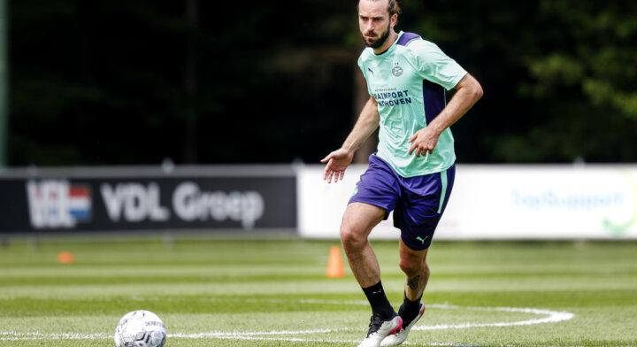 Davy Pröpper keert officieel terug bij PSV