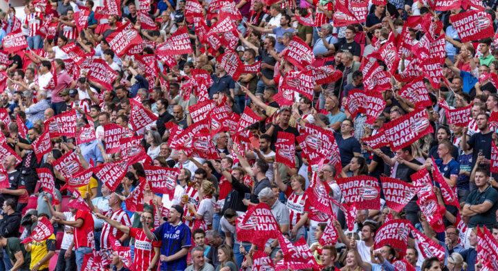 Voetbal teleurgesteld in besluit kabinet: 2/3e publiek tot 1 september