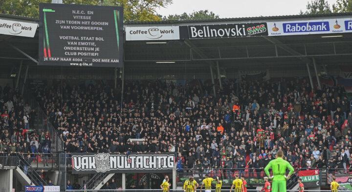 Statement betaald voetbal over recente reeks misstanden