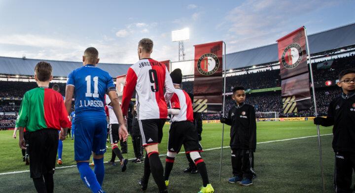 Jørgensen verlaat Feyenoord voor Kasimpasa S.K.