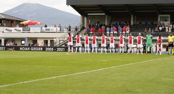Ajax academy player Noah Gesser, 16, dies in car crash