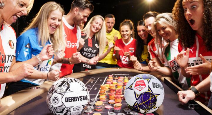 Holland Casino: responsible betting partner of Dutch football