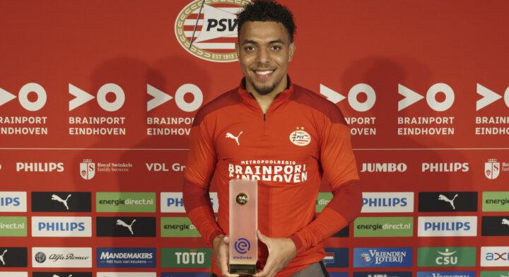 Malen Eredivisie Speler van de Maand Februari, Boadu Speler U21