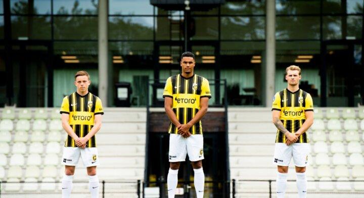 Overzicht van alle shirts in de Eredivisie 2021/22