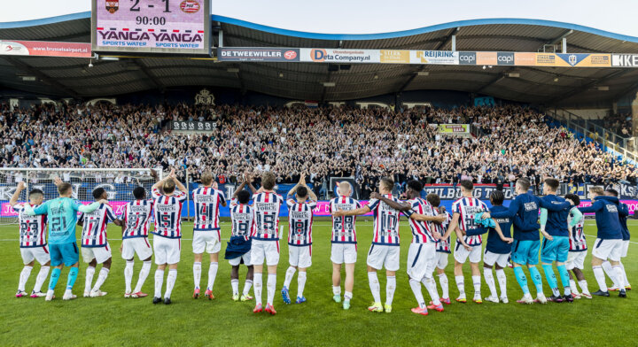 Vooruitblik: Statistieken maken start Willem II nog specialer