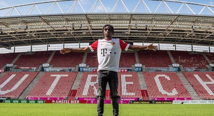 FC Utrecht strikt verdediger van Monaco