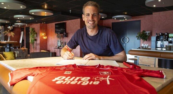 Wout Brama en FC Twente langer met elkaar door