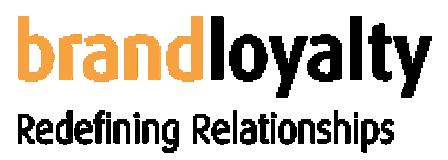 Logo BrandLoyalty